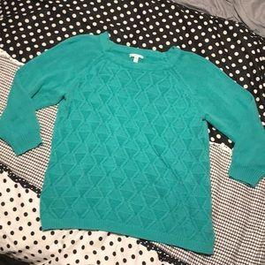 Croft & Barrow Sweater Size XL